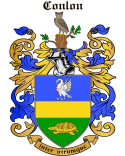 CONLON family crest
