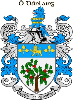 Dowling family crest