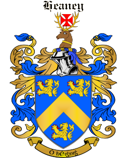 HEANEY family crest