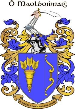 MALONEY family crest