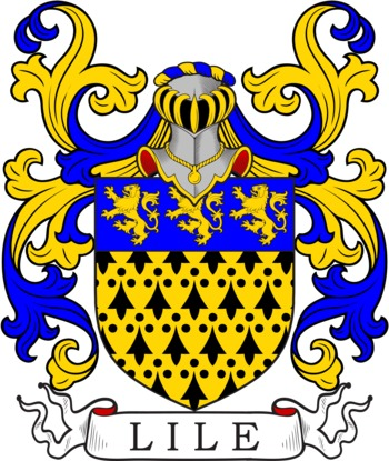LILE family crest